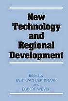 New technology and regional development