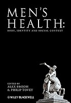Men's health : body, identity and social context