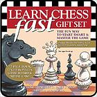 Learn chess fast : the fun way to start smart and master the game