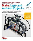 Make : Lego and Arduino projects