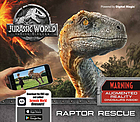 Jurassic World : fallen kingdom : raptor rescue