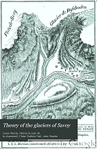 Theory of the glaciers of Savoy