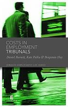 Costs in employment tribunals