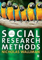 Social research methods : the essentials