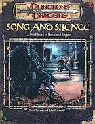 Song and silence : a guidebook to bards and rogues