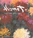 Monet, nature into art