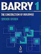 The construction of buildings. Vol. 1, Foundations and oversite concrete, walls, floors, roofs