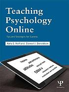 Teaching Psychology Online.