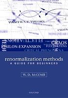 Renormalization methods : a guide for beginners