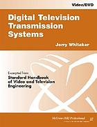 Digital television transmission systems