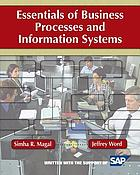 Essentials of business processes and information systems