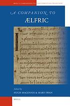 A companion to Ælfric