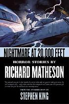 Nightmare at 20,000 feet : horror stories