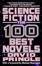 Science fiction : the 100 best novels : an English-language selection, 1949-1984