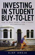 Investing in student buy-to-let