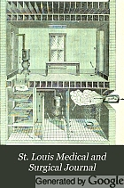 Saint Louis medical and surgical journal.
