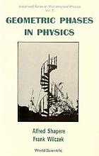 Geometric phases in physics