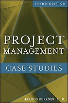 Project management : case studies