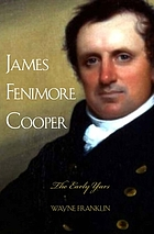James Fenimore Cooper : the early years