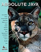 Absolute Java.