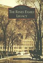 The Rines family legacy