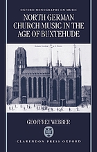 North German church music in the age of Buxtehude