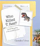 Who killed T-rex?