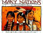Many nations : an alphabet of Native America