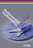 Rediscovering mathematics : you do the math