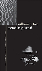 Reading sand : poems