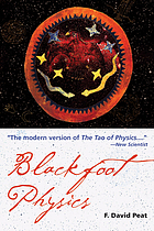 Blackfoot physics : a journey into the Native American universe