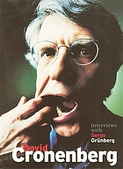 David Cronenberg : interviews with Serge Grünberg