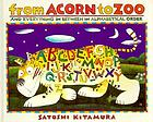From acorn to zoo and everything in between in alphabetical order