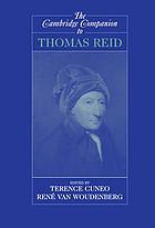 The Cambridge companion to Thomas Reid