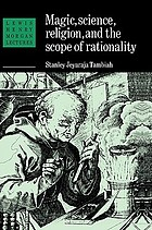 Magic, science, religion, and the scope of rationality