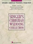 Singer's Christian wedding collection.