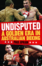 The golden age of Australian boxing