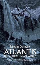 Atlantis : the antediluvian world