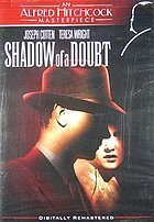 Alfred Hitchcock's Shadow of a doubt