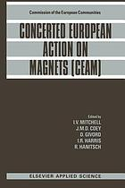 Concerted European Action on Magnets (CEAM)