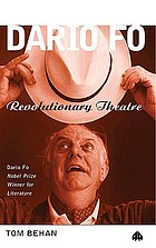 Dario Fo : revolutionary theatre