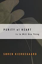 Purity of heart is to will one thing : spiritual preparation for the office of confession