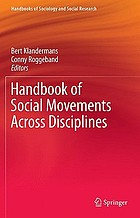 Handbook of social movements across disciplines