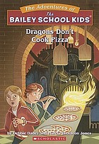 Dragons don't cook pizza