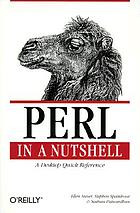 Perl in a nutshell : a desktop quick reference