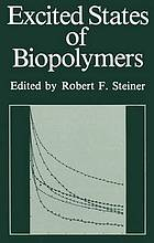 Excited states of biopolymers