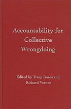 Accountability for collective wrong doing