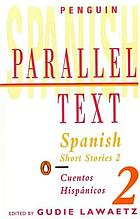 Short stories in Spanish. Cuentos hispánicos.