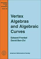Vertex algebras and algebraic curves