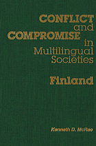 Conflict and compromise in multilingual societies : Finland